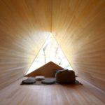 吉野川のほとりの吉野杉の家は五感で楽しむ宿でした