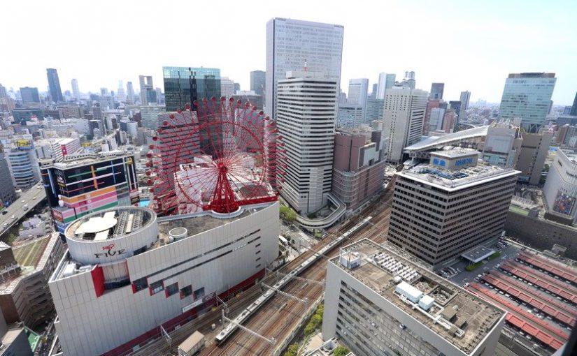 絶景!OIT梅田タワーのレストランは格安展望スポットだった