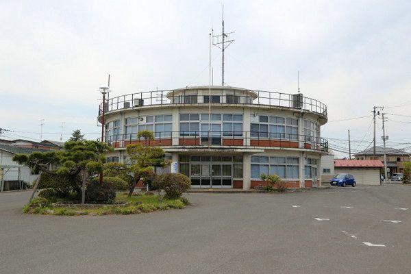 国内最後の円形庁舎「旧・田尻町...