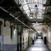 最後の見学会。奈良少年刑務所の「光」と「影」を撮る