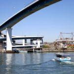 大阪の渡し船8つをめぐる小さな船旅紀行